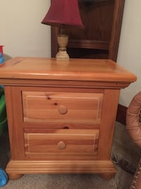 Set of End Tables/ Nightstands Lafayette, 47905