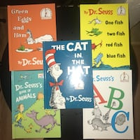 NEW Dr. Seuss Books Hardcover Sugar Land, 77498