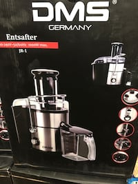 DMS Germany Entsafer JR-1 Power Juice Box Malmö, 213 61