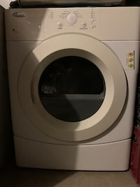 Whirlpool dryer Toronto