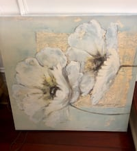 Beautiful floral oil painting  Naperville, 60564