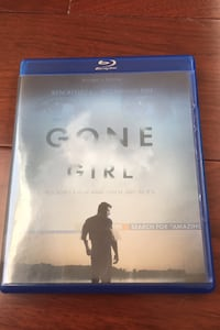 Gone Girl Blu Ray Fredericksburg, 22401