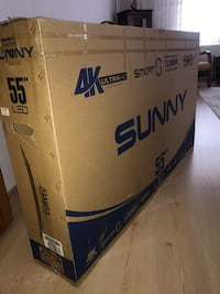 Sunny Curved 55 inç 4K Smart TV Sultanbeyli, 34935