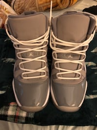 Pair of gray air jordan 11's, size 7. Serious inquires only please. Bryans Road, 20616