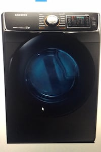 Samsung 7.5 cu ft stackable front load electric dryer