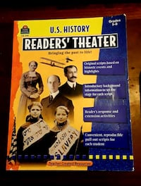 U.S. History Reader's Theater  Martinsburg, WV, USA, 25401