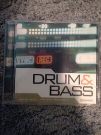 drum and bass sample cd Chicago, 60660