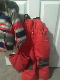Winter snow suit for 2T.  Brand new  Kitchener