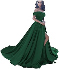 Emerald Green Prom Dress PITTSBURGH
