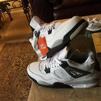 "MJ's-SZ-11""RETRO'6-NEW/W/Box"