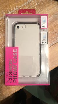 Clear iPhone 7/7s 6/6s case