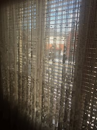 Unique Beautiful Lace Drapes!! Laval, H7G 0A4