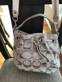 Coach Drawstring Tote McHenry, 60050