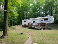 Camper and 4.2 acres Chevy Chase