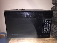 GE large microwave great Condition  Montréal, H2W