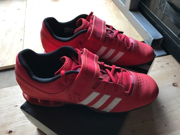 Used Adidas AdiPower Weightlifting Shoes Size 13 Mens for sale in ... b9f453ae75