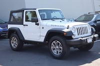 Jeep - Wrangler - 2014 Falls Church