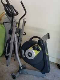 Used Working NordicTrack CX 1000 elliptical trainer