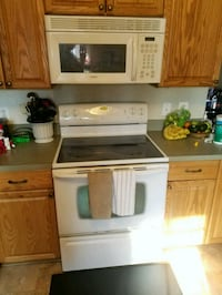 Stove microwaves and refrigerator Stafford, 22556