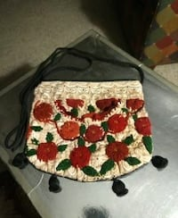Embroidered Fabric Purse Germantown, 20874