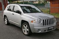 Jeep - Compass - 2007 Washington