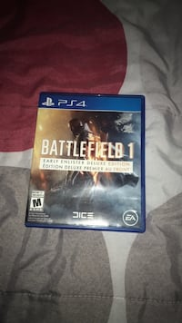 Battlefield 1 Deluxe édition  Montreal, H1X