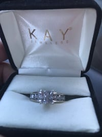 Diamond engagement ring 1.2 carats
