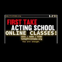 Sit-In for Free: Online Acting Classes (TV & film)