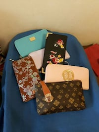 Wallet diverses neufs  Montreal, H1M 2Y7