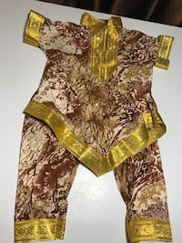 Never used kid outfit. Size 24 months. Smoke/pet free. Mpu. Firm price   Denver, 80237
