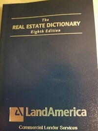 Real estate dictionary Netcong, 07857