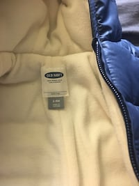 Old Navy and Carters winter coats 3-6 and 6 new tags on 25 esch Boston, 02135