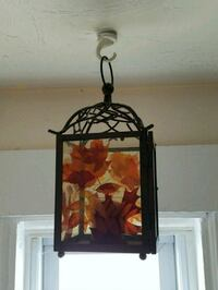 Yankee candle fall hanging decor  Manchester, 03102