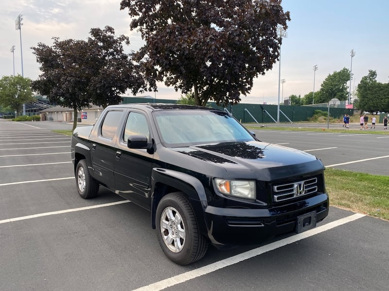 2008 Honda Ridgeline RTL with Leather and Navigation 21dd2a9c-be0b-4859-aab8-292f201bf658