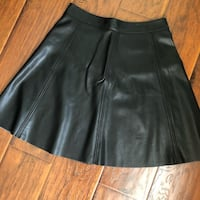 Faux leather skirt  Bethesda, 20814