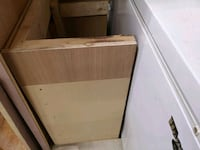 Wood STAND for front load Washer  Saskatoon, S7J 1X2