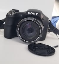 CAMERA SONY DSC-300 (Bag included) null