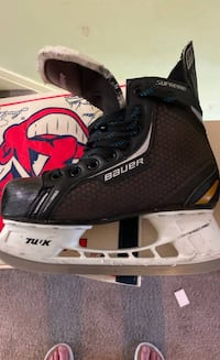 Bauer supreme ice hockey skate mens size 5