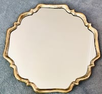 Silver Leaf Mirror - Like New! Potomac, 20854