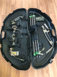 Compound Bow (like new) *negotiable* Lee's Summit