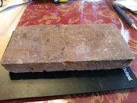 brown and black marble top table Slidell, 70460