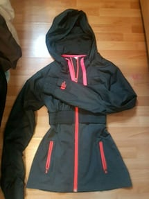 New womans north face jacket