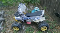 toddler's blue and purple ride-on toy ATV Austin, 78748