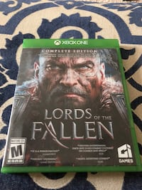 Lords of the fallen Xbox One L@@K!!! Universal City, 78148