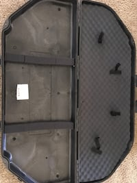 Black, hard case for bow Las Cruces, 88001