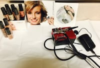 Luminous air (updated version) airbrush makeup system. All makeup included Edmonton, T5T 2P8