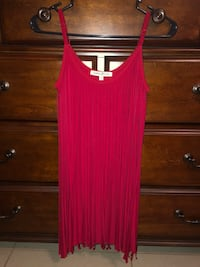 Red Fringe Dress Size M McAllen, 78501