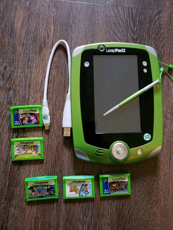 Leap Frog LeapPad2 - Fully functioning with USB
