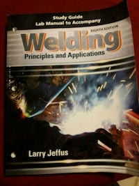 Welding Principles and Applications. Portland, 97236