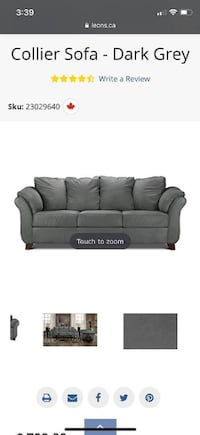 Brand New Couch still in Package Vaughan